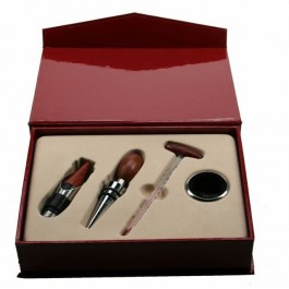 Wijnaccessoireset in Gift Box